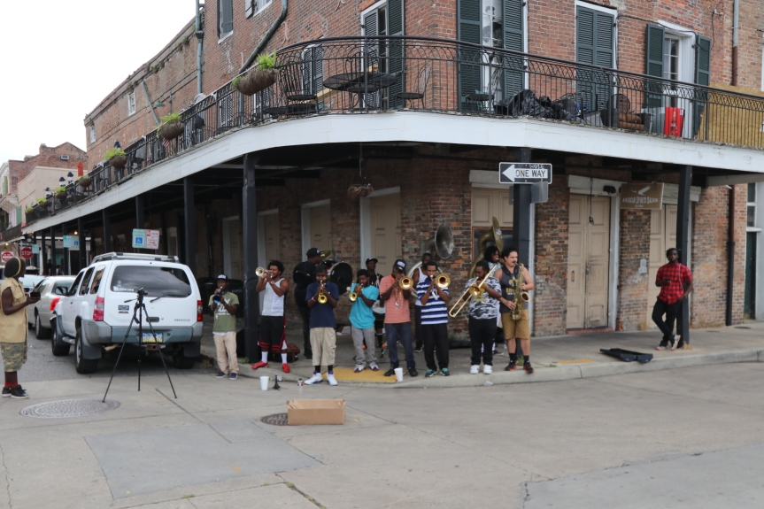 New Orleans – Young Fellaz Brass Band (Canon 80D 10-22mm Lens) Frenchmenstreet