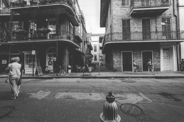 City Scenes from New Orleans (Canon 80D 10-22mm)