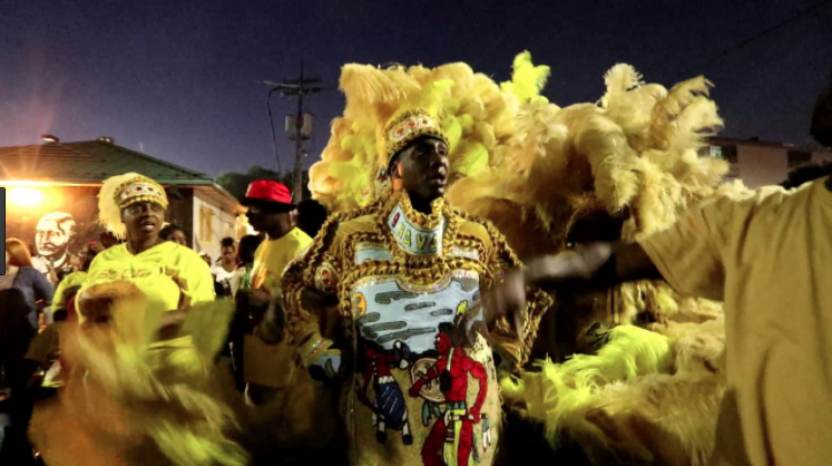 New Orleans – Super Sunday – Mardi Gras Indians – Part Two