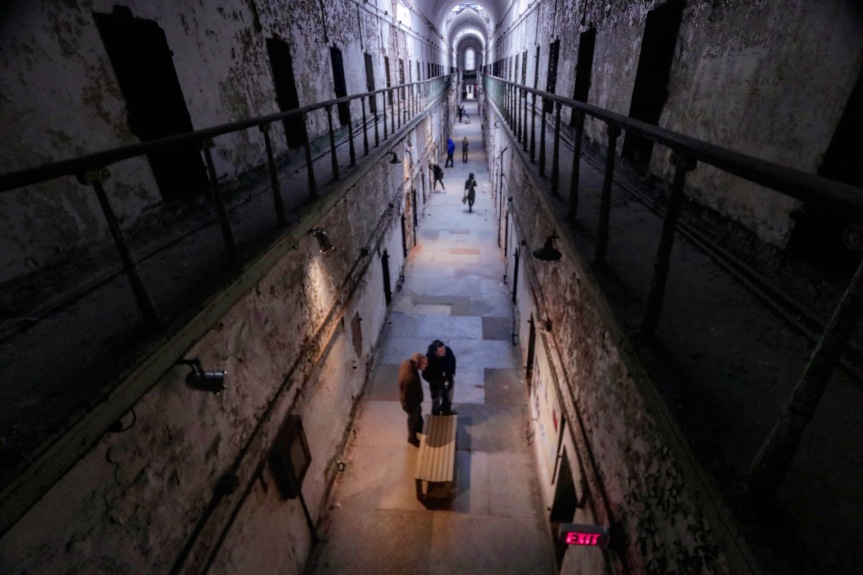 Philadelphia, P.A. – Photos of Eastern State Penitentiary – America's Most Historic and Haunted Prison