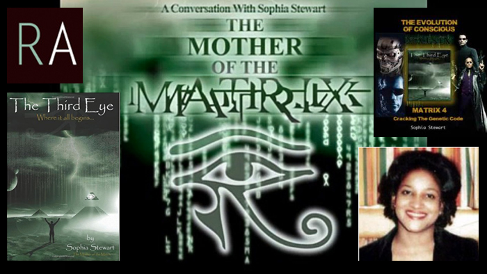 Ron Alpha Podcast Episode 37- SOPHIA STEWART – THE MIND BEHIND THE MATRIX FILMS