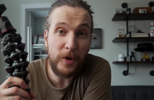 Peter McKinnon – HOW TO FILMYOURSELF