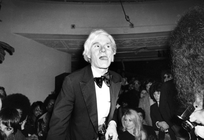 Andy Warhol, Studio 54, West 54th street, 1978