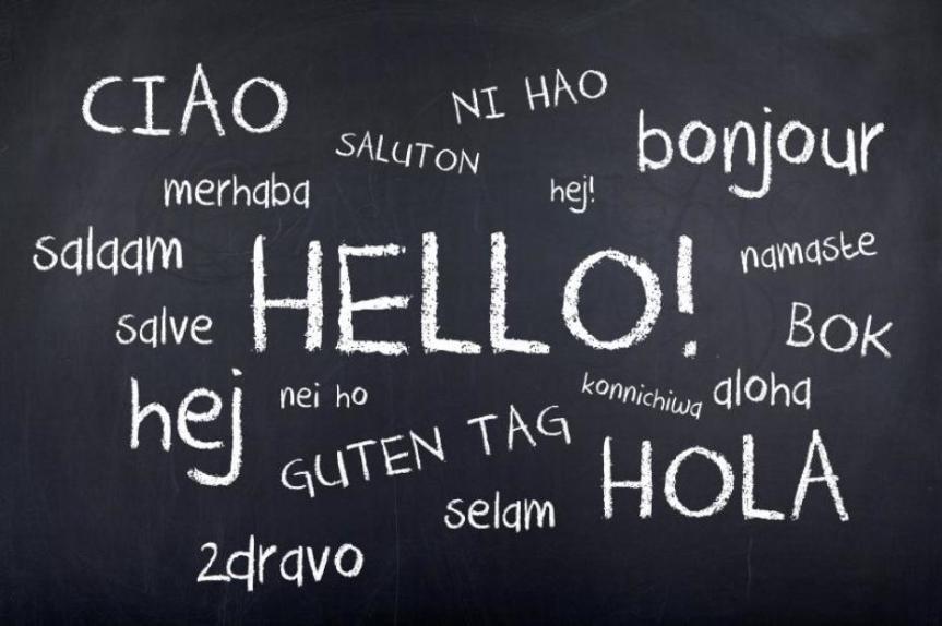 Black Man Speaking multiple Languages WithForeigners!