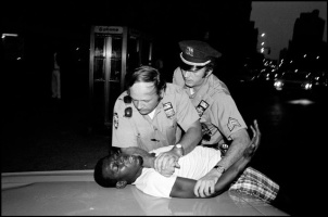 Pictures of Life of the New York Police Department in the 1970's (5)