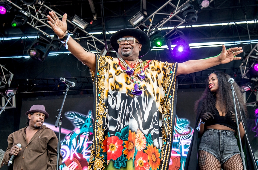 George Clinton & Bootsy Collins' Get Abducted by Aliens?