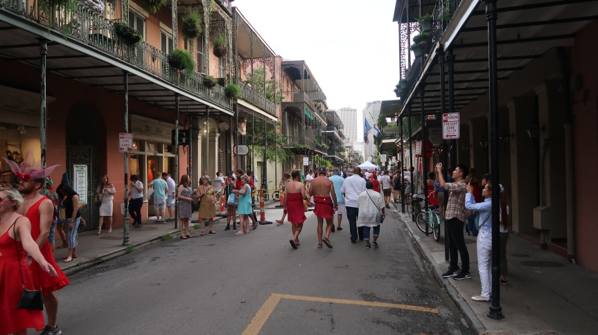 NOLA Red Dress Run 2018