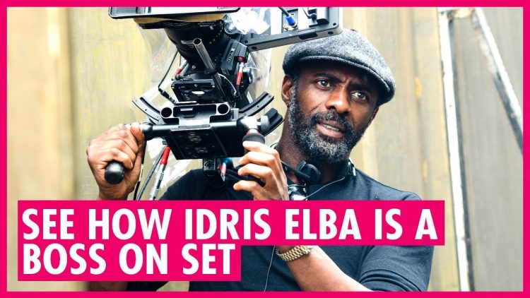 "Idris Elba speaks about Directing his debut film ""Yardie""."